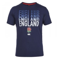 England Stacked T-Shirt